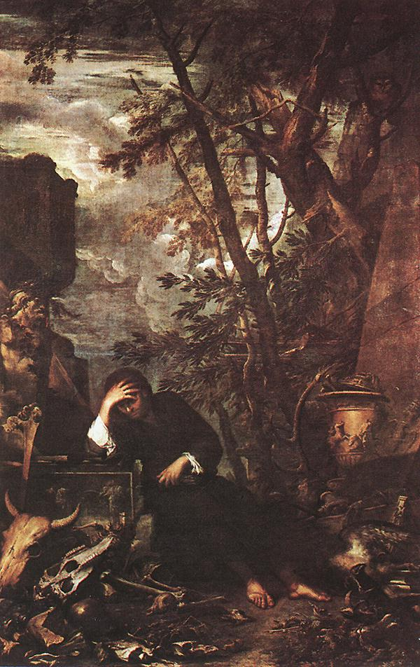 democritosalvatorrosa_democritusinmeditation