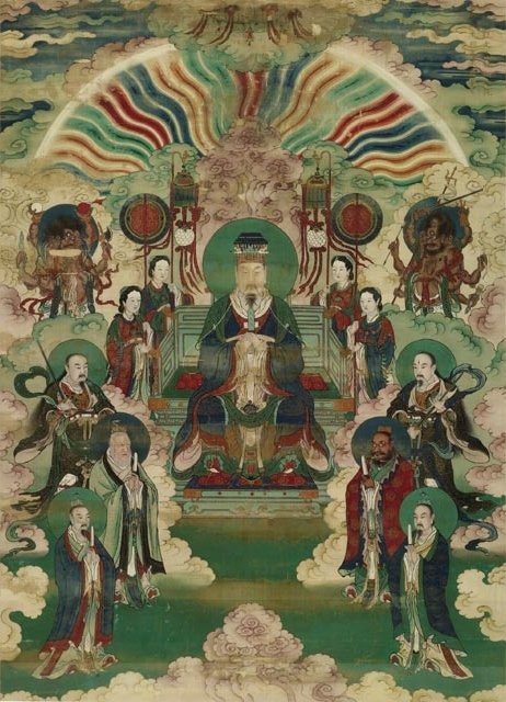 Emperador de Jade Portraits_of_Jade_Emperor_and_the_Heavenly_Kings