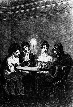 Goethe-Afinidadeselective-affinities-1811-illustration