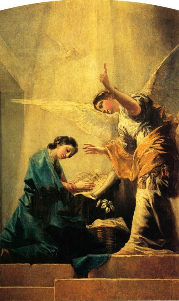 Maria--The-Annunciation-Francisco-de-Goya-y-Lucientes