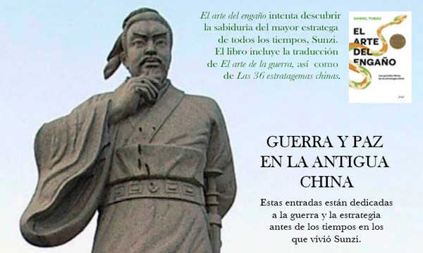 El ingrediente secreto del imperio inmortal <h4>GUERRA Y PAZ EN LA ANTIGUA CHINA /1 </h4>
