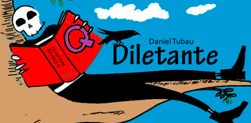Diletante, web de Daniel Tubau