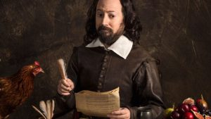 Shakespeare, showrunner